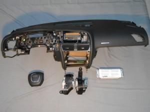 Audi A5, 2009 - Kit
