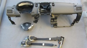 Nissan X-Trail - Kit